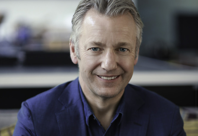 Andy Main, head of Deloitte Digital and a principal at Deloitte Consulting