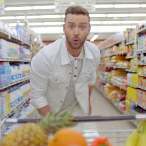 Justin Timberlake video