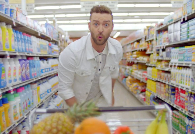 Justin Timberlake video
