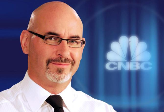 Michael Kearns, vice president, international digital, CNBC