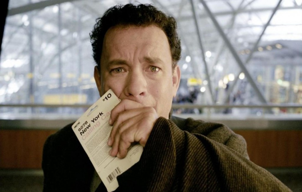 Tom Hanks in 'The Terminal'