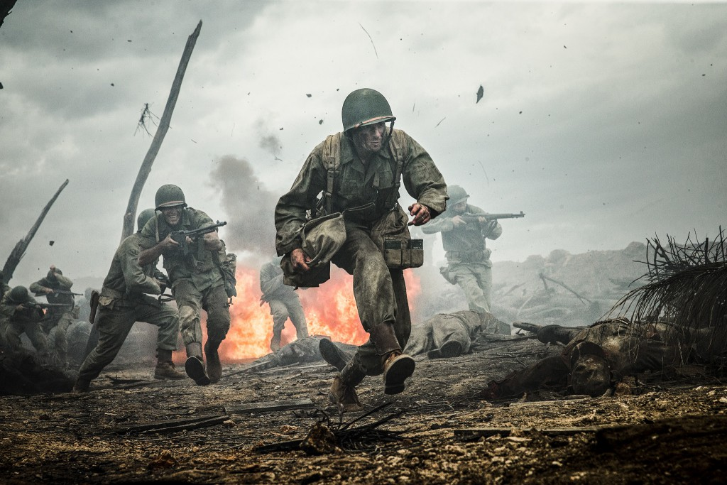 Favourite campaign: A recent initiative with 'Hacksaw Ridge' production company Lionsgate