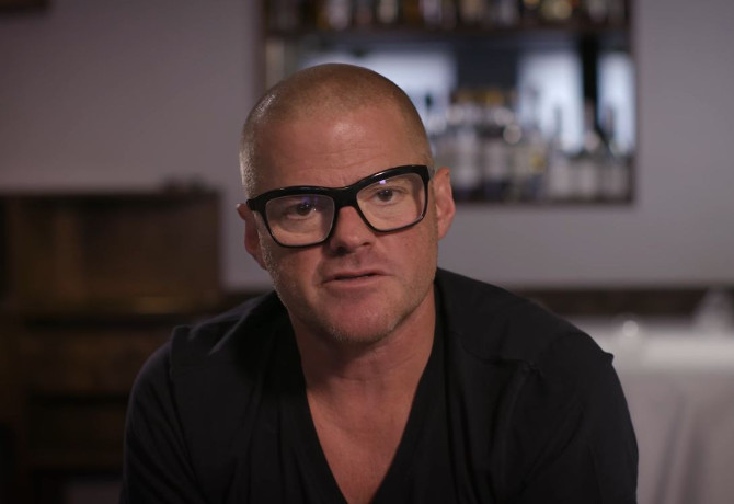 Microsoft launches cooking chatbot with chef Heston Blumenthal