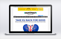 Huffington Post rebrands as 'HuffPost' with new multi-platform strategy