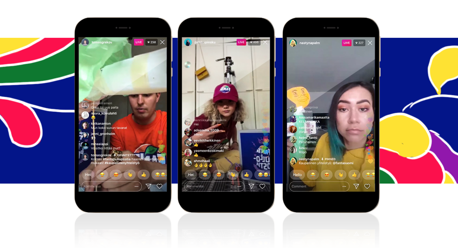Festival Intelligence: Live-streaming as an authentic