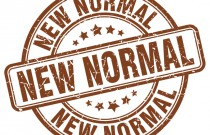 A new normal and a little hope